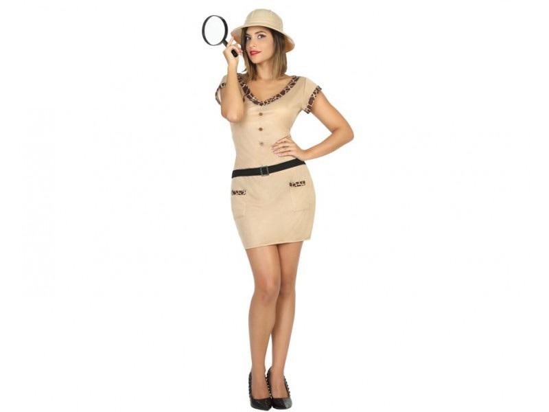 disfraz exploradora mujer 1 - DISFRAZ DE EXPLORADORA MUJER