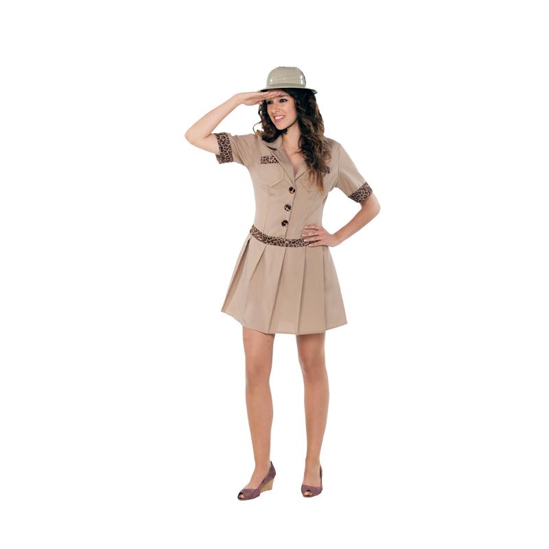 disfraz exploradora mujer - DISFRAZ DE EXPLORADORA MUJER