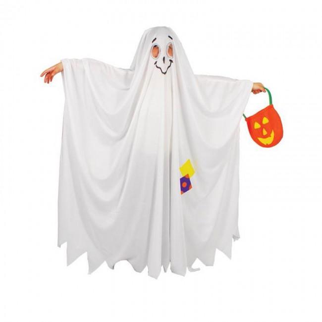 disfraz fantasma para niño - DISFRAZ DE FANTASMA BLANCO NIÑO