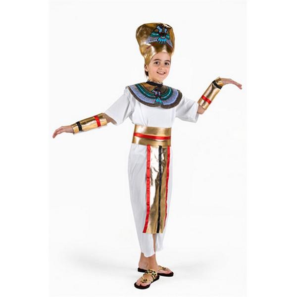 disfraz faraona egipcia niña - DISFRAZ DE FARAONA EGIPCIA NIÑA