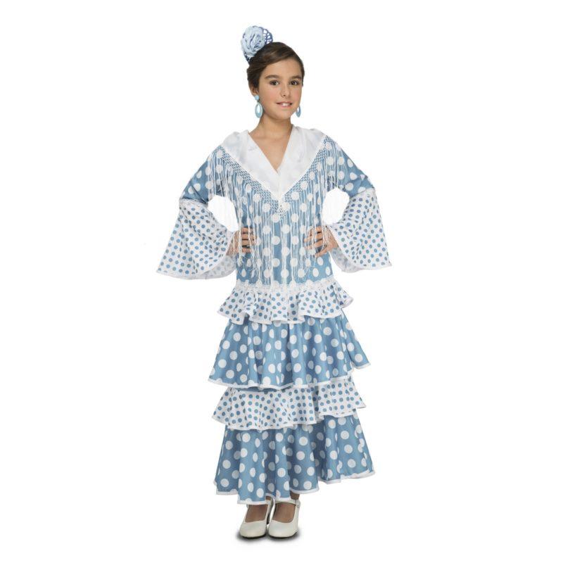 disfraz flamenca guadalquivir niña 800x800 - DISFRAZ DE FLAMENCA GUADALQUIVIR NIÑA