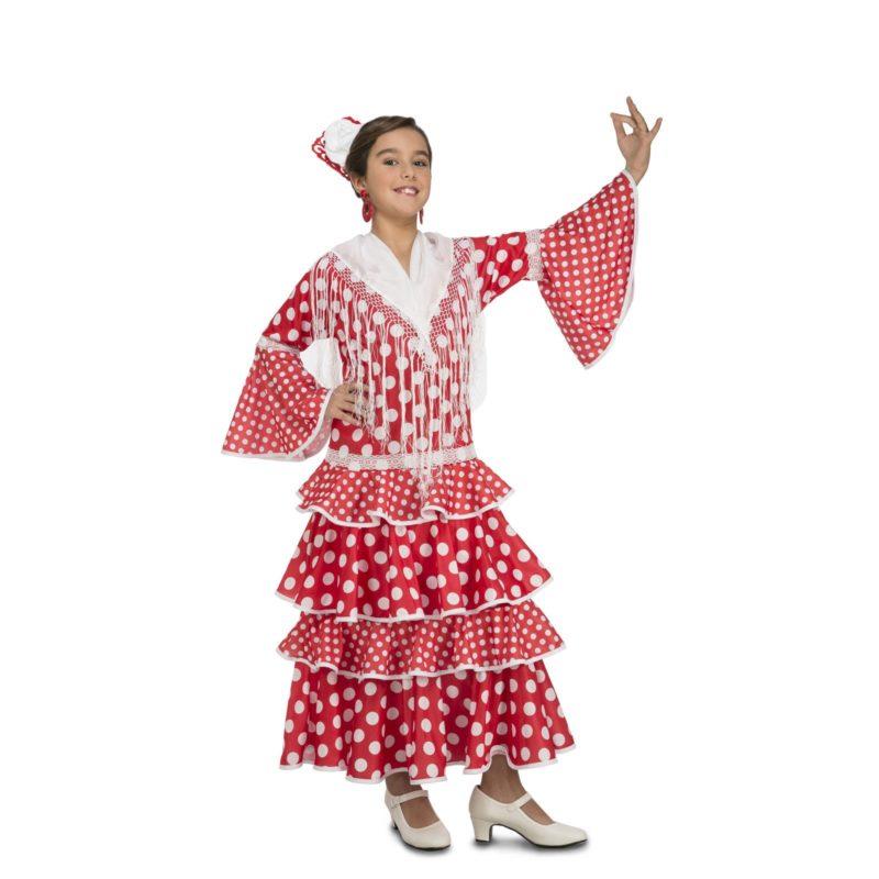 disfraz flamenca sevilla niña 800x800 - DISFRAZ DE FLAMENCA SEVILLA NIÑA