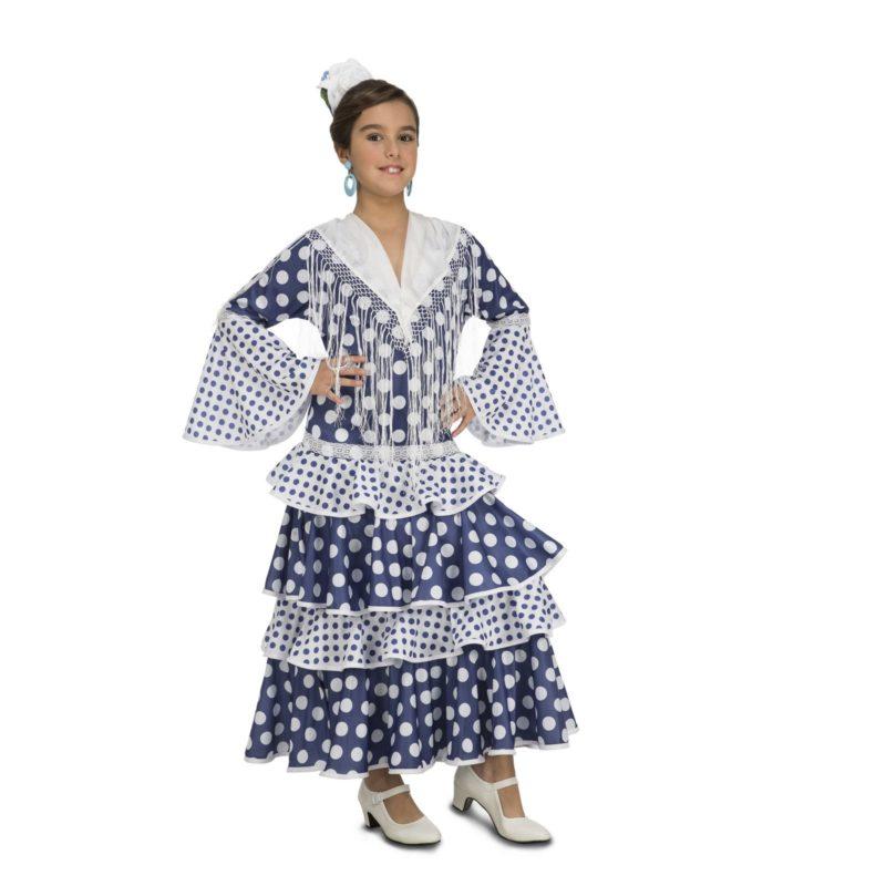 disfraz flamenca soleá niña 800x800 - DISFRAZ DE FLAMENCA SOLEÁ NIÑA