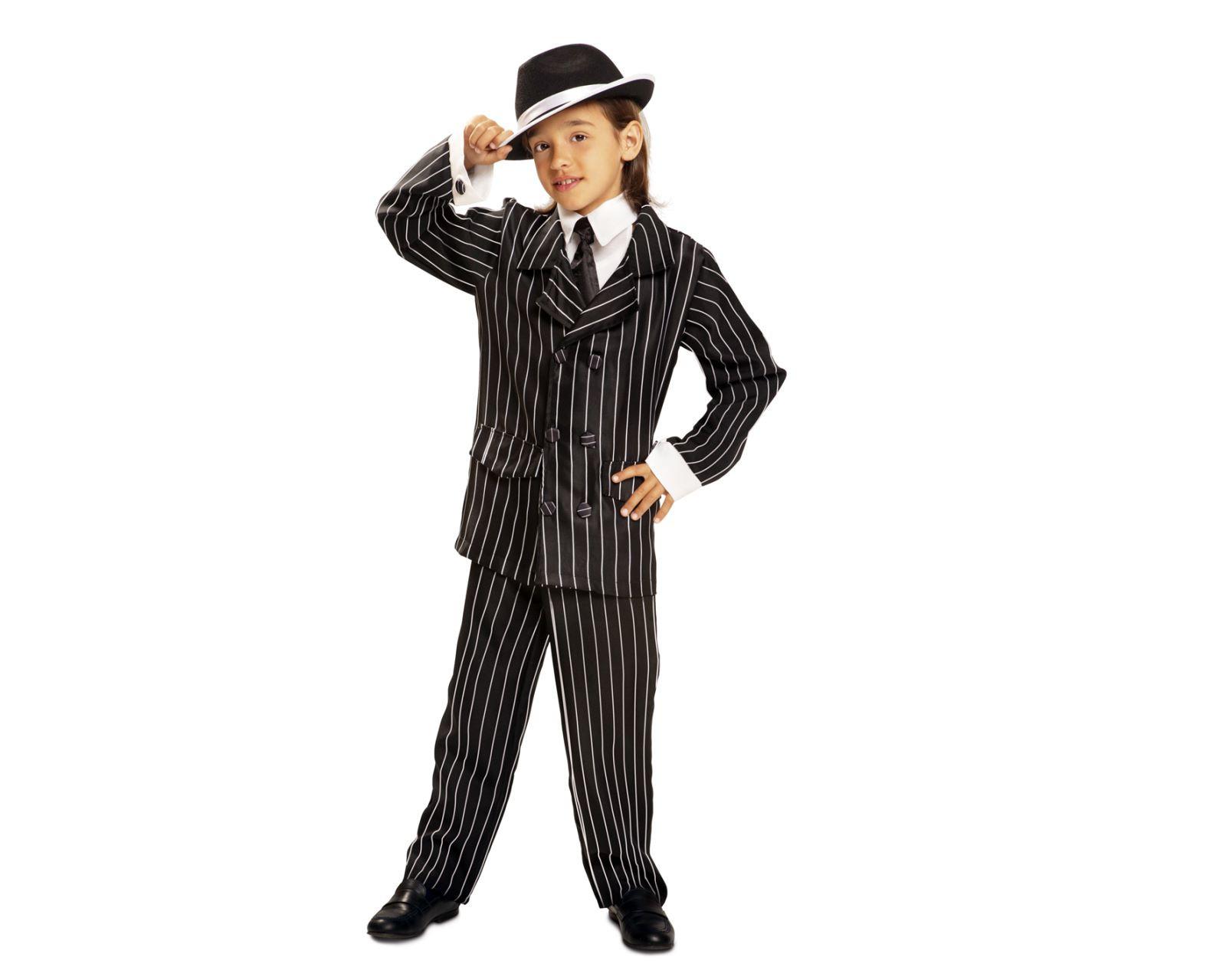 78c4ddad6 DISFRAZ DE GANSTER NIÑO - Disfraces para Niños - Tienda de disfraces ...