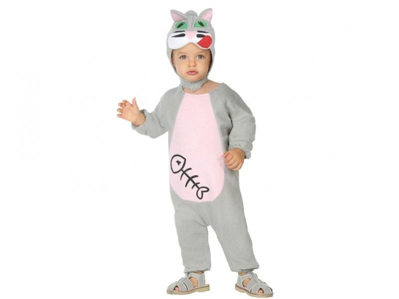 disfraz gato bebé - DISFRAZ DE GATO BEBE