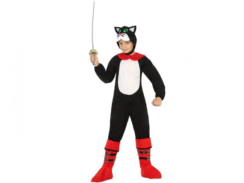 disfraz gato con botas infantil - DISFRAZ DE EL GATO CON BOTAS NIÑO