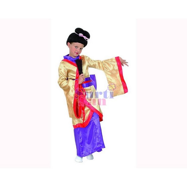 disfraz geisha niña 36684 - DISFRAZ DE GEISHA NIÑA