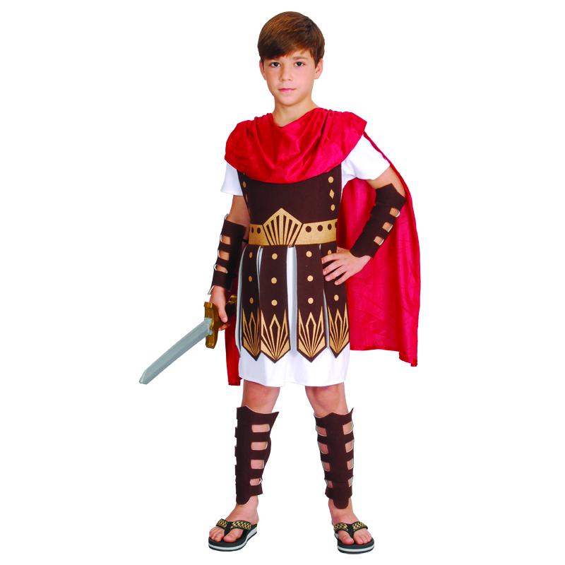 disfraz gladiador infantil - DISFRAZ DE GLADIADOR INFANTIL