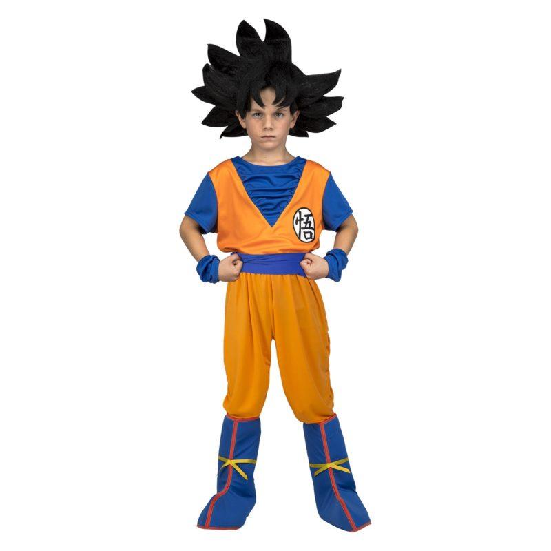 disfraz goku niño 800x800 - DISFRAZ DE GOKU DRAGON BALL NIÑO