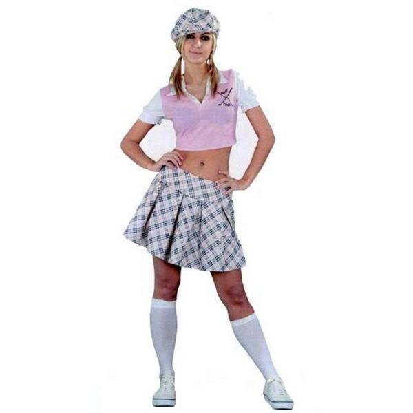 disfraz golfista mujer - DISFRAZ DE GOLFISTA MUJER
