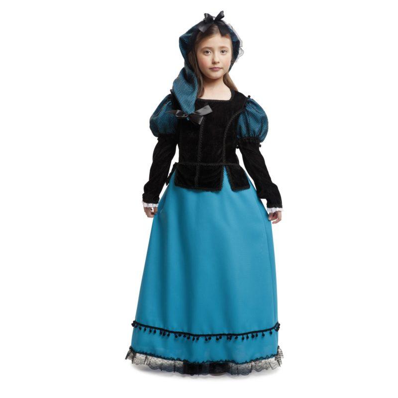 disfraz goyesca infantil 800x800 - DISFRAZ DE GOYESCA BEBÉ NIÑA
