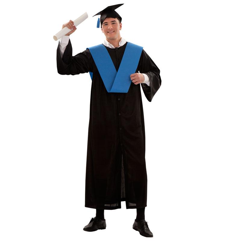 disfraz graduado adulto - DISFRAZ DE GRADUADO ADULTO