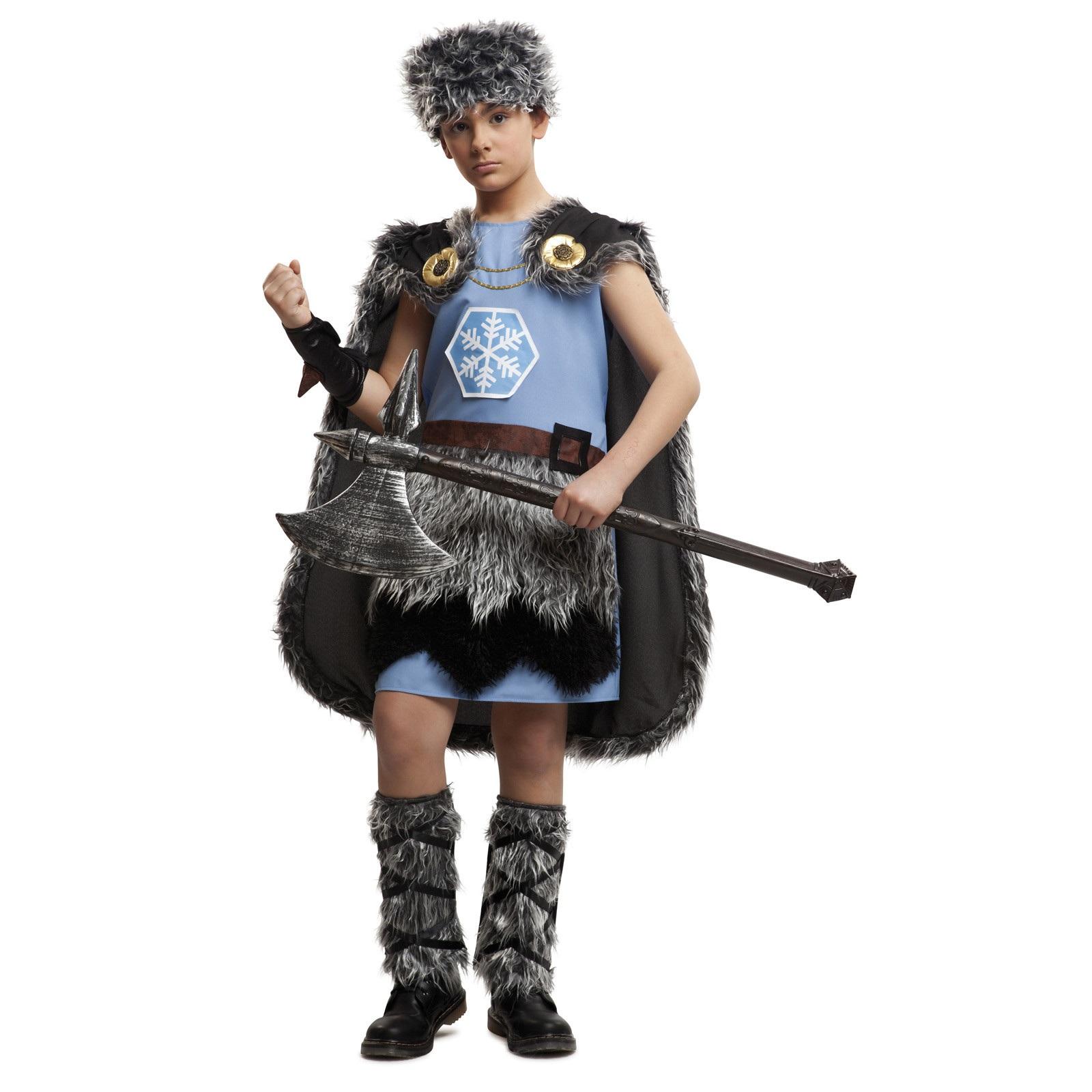disfraz grant niño 205008mom - DISFRAZ DE VIDEOJUEGOS VIKINGO GRANT NIÑO