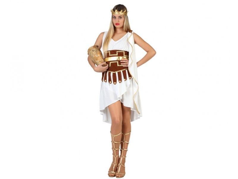 disfraz griega mujer - DISFRAZ DE GRIEGA MUJER