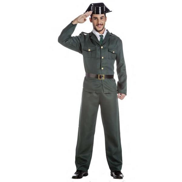 disfraz guardia civil hombre - DISFRAZ DE GUARDIA CIVIL HOMBRE