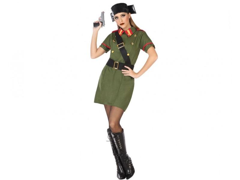 disfraz guardia civil mujer 2 - DISFRAZ DE GUARDIA CIVIL MUJER