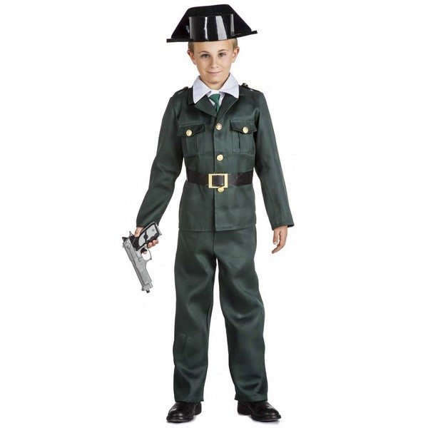 disfraz guardia civil niño - DISFRAZ DE GUARDIA CIVIL NIÑO