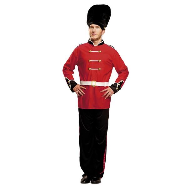 disfraz guardia inglesa hombre - DISFRAZ DE GUARDIA INGLESA HOMBRE