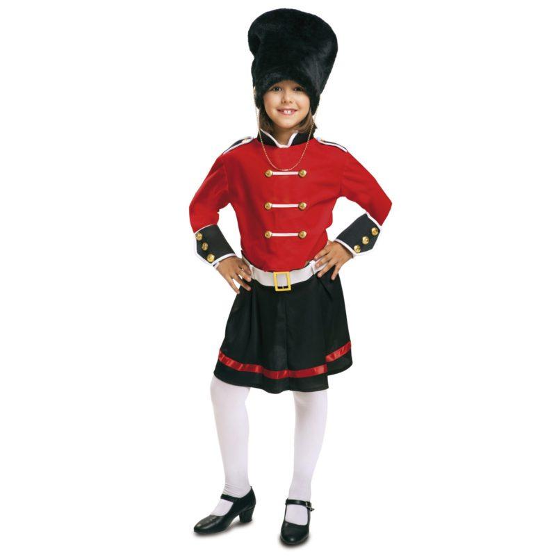 disfraz guardia inglesa niña 800x800 - DISFRAZ DE GUARDIA INGLESA NIÑA