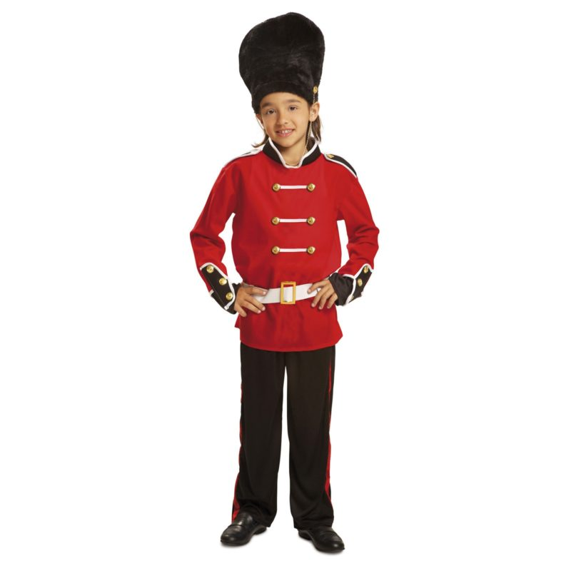 disfraz guardia inglesa niño 800x800 - DISFRAZ DE GUARDIA INGLESA NIÑO