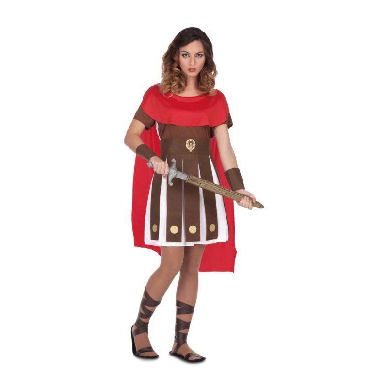 disfraz guerrera romana mujer 2 800x800 - DISFRA GUERRERA ROMANA PARA MUJER