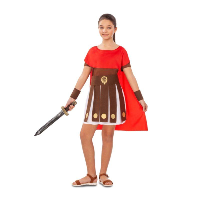 disfraz guerrera romana niña 800x800 - DISFRAZ DE GUERRERA ROMANA NIÑA