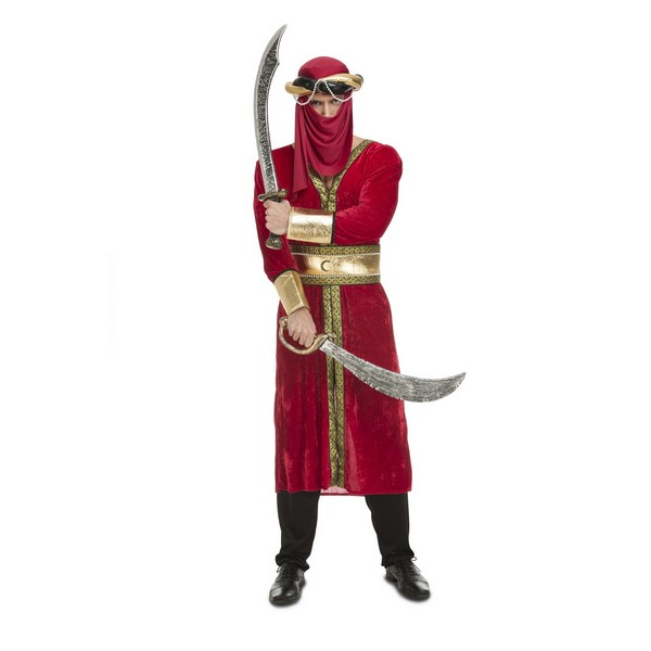 disfraz guerrero árabe hombre - DISFRAZ DE GUERRERO ARABE HOMBRE