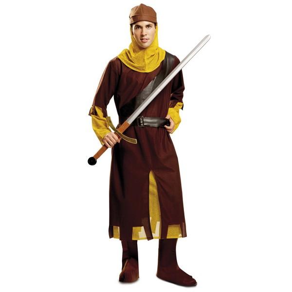 disfraz guerrero medieval hombre - DISFRAZ DE GUERRERO MEDIEVAL HOMBRE