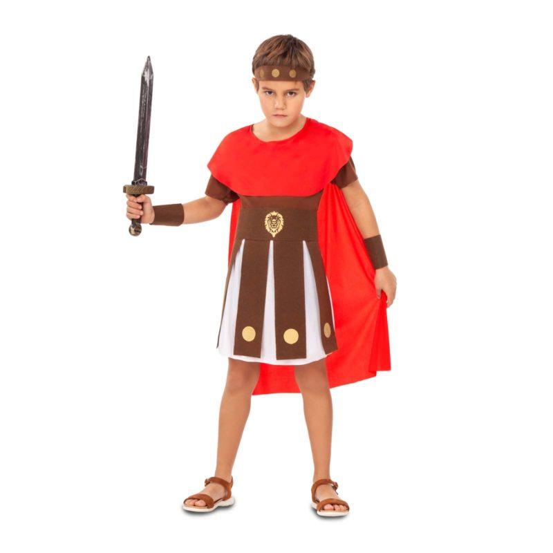 disfraz guerrero romano niño 800x800 - DISFRAZ DE GUERRERO ROMANO NIÑO