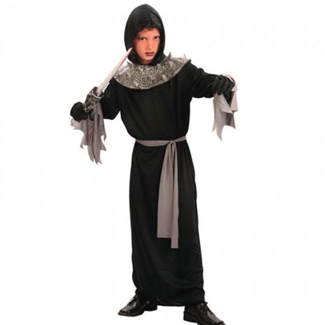 disfraz guerrero tinieblas niño - DISFRAZ DE GUERRERO DE LAS TINIEBLAS NIÑO