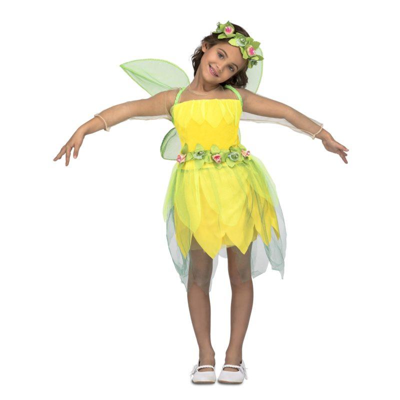 disfraz hada del bosque flores niña 800x800 - DISFRAZ DE HADA DEL BOSQUE FLORES NIÑA
