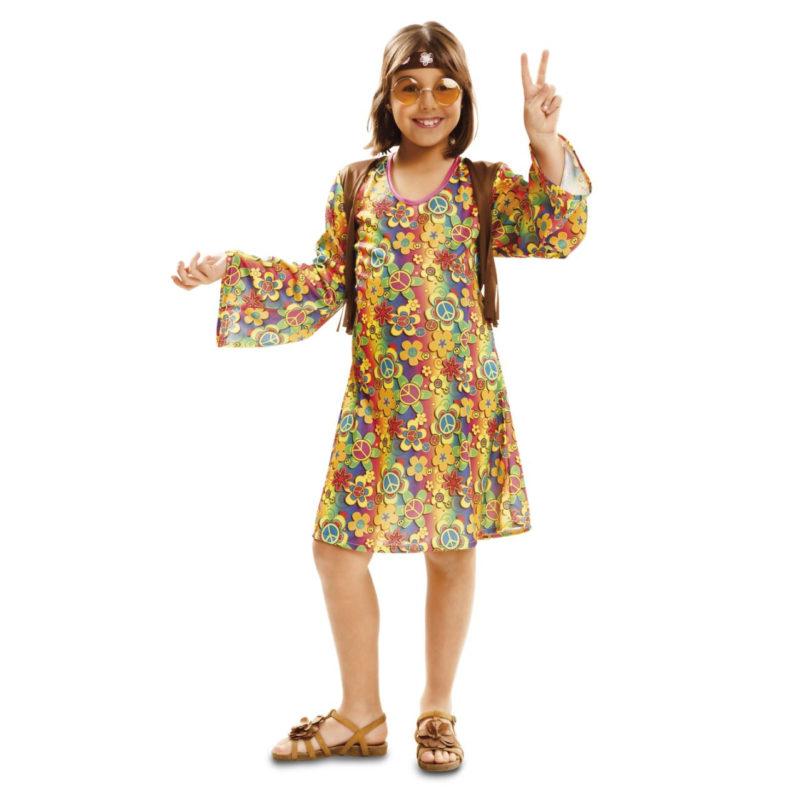 disfraz happy hipie niña 201968mom 800x800 - DISFRAZ HAPPY HIPPIE NIÑA