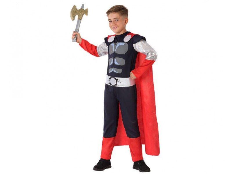 disfraz heroe cómic thor niño 800x600 - DISFRAZ DE THOR NIÑO
