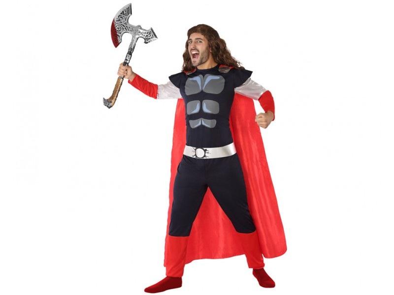 disfraz heroe comic hombre 1 - DISFRAZ DE SUPERHÉROE CÓMIC HOMBRE