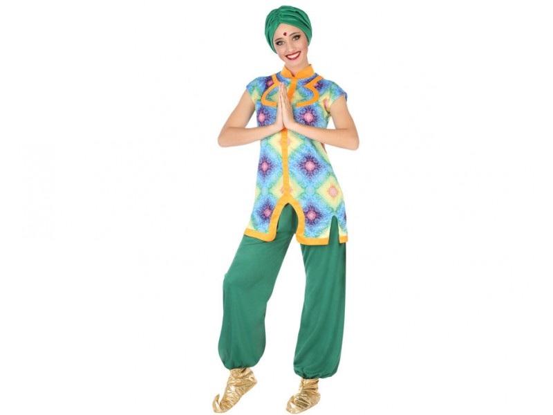 disfraz hindú mujer - DISFRAZ DE HINDU MUJER