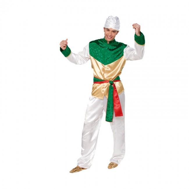 disfraz hindu bolywood hombre 1 - DISFRAZ BOLLYWOOD HINDU HOMBRE