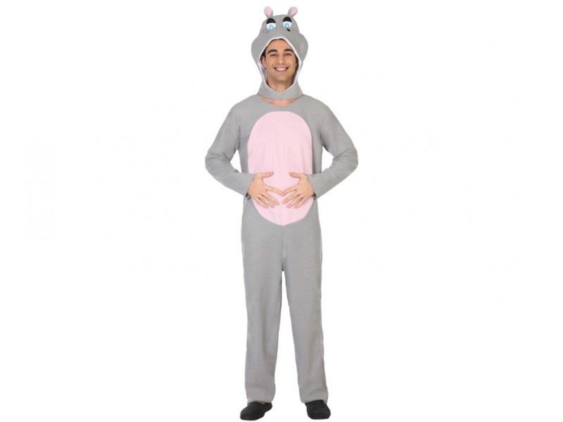 disfraz hipopotamo adulto - DISFRAZ DE HIPOPOTAMO ADULTO