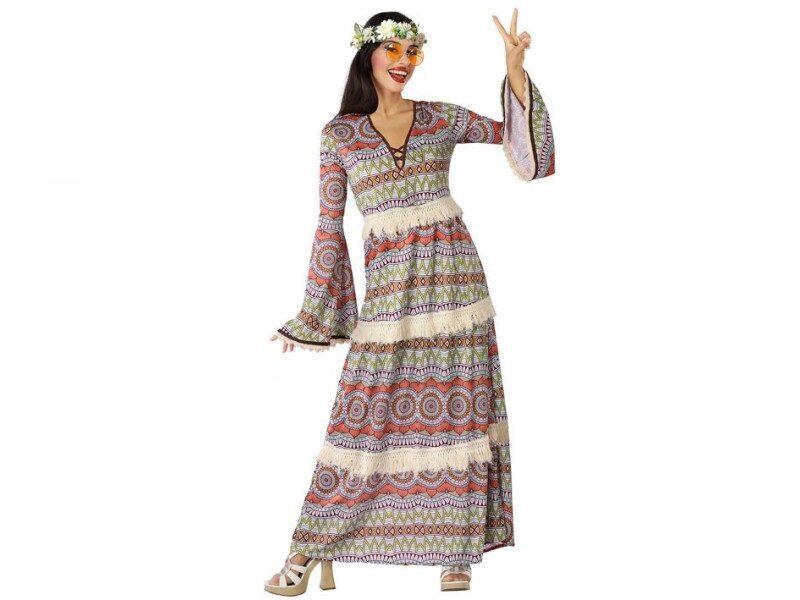 disfraz hippie mujer. 800x600 - DISFRACES MUJER