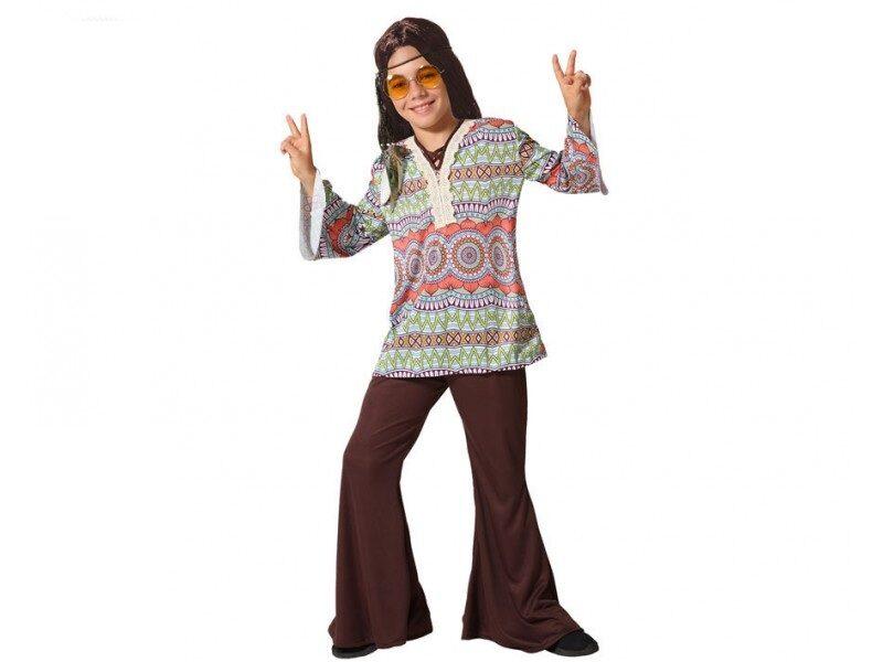 disfraz hippie niño. 800x600 - DISFRAZ DE HIPPIE NIÑO