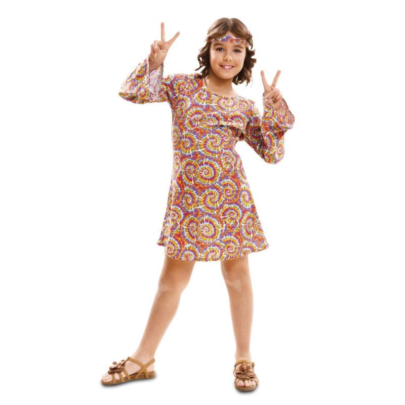 disfraz hippie psicodélico niña 201975mom 800x800 - DISFRAZ DE HIPPIE PSICODELICA NIÑA