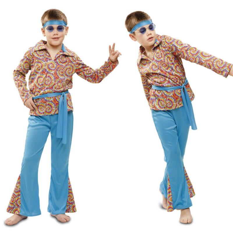 disfraz hippie psicodélico niño 201979mom 1 800x800 - DISFRAZ DE HIPPIE PSICODELICO NIÑO