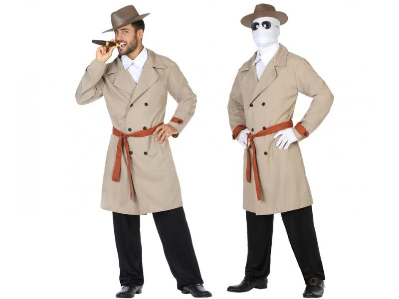 disfraz hombre invisible  - DISFRAZ DE HOMBRE INVISIBLE
