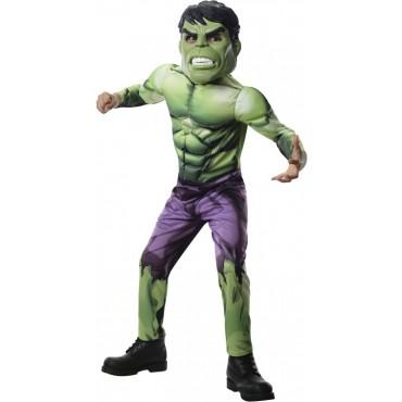 disfraz hulk licencia infantil - DISFRAZ DE HULK LICENCIA INFANTIL