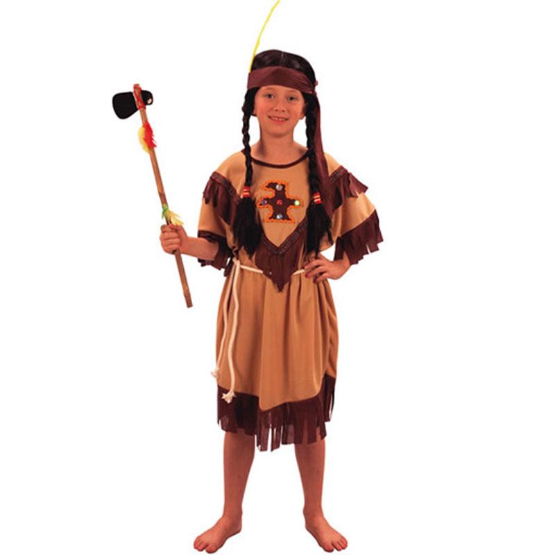disfraz india infantil - DISFRAZ DE INDIA INFANTIL