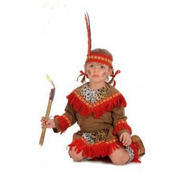 disfraz india niña - DISFRAZ DE INDIA NIÑA