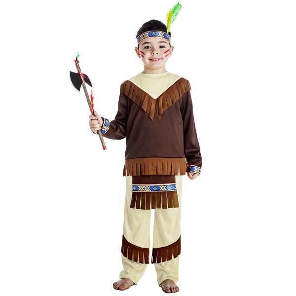 disfraz indio apache bebé - DISFRAZ DE INDIO APACHE BEBE NIÑO