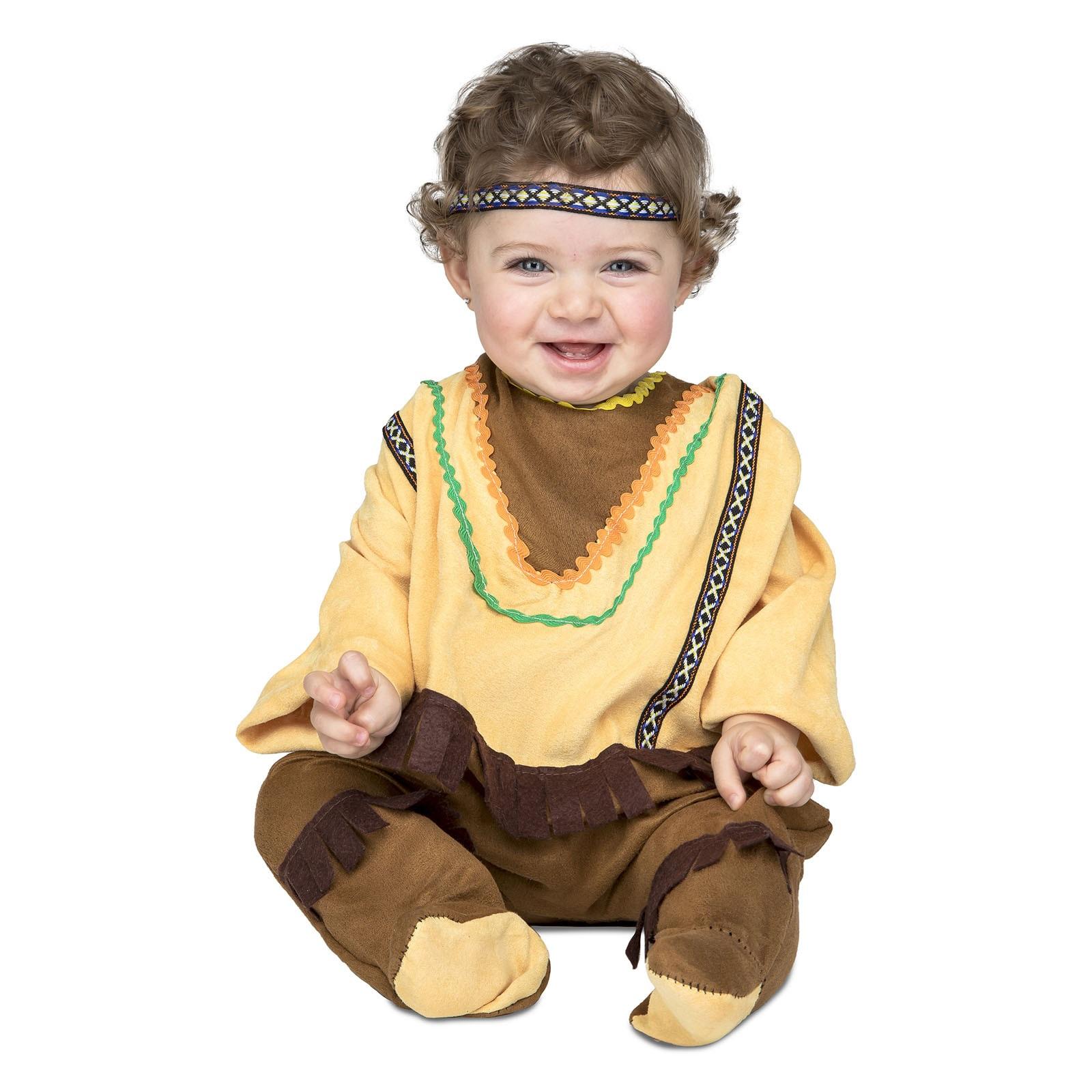 DISFRAZ DE INDIO BEBÉ - Disfraces para Bebés - Tienda de disfraces online