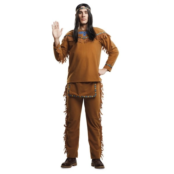 disfraz indio guerrero hombre 203398mom 1 - DISFRAZ DE INDIO GUERRERO PARA HOMBRE