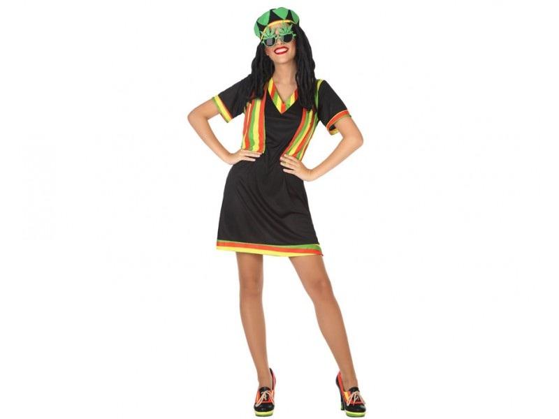 disfraz jamaicana mujer - DISFRAZ DE JAMAICANA MUJER