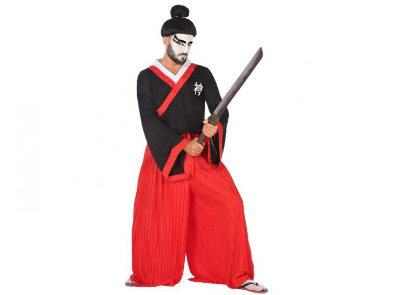 disfraz japones hombre - DISFRAZ DE JAPONES HOMBRE